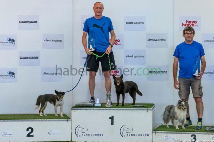 Cossonay porté haut lors des Championnats Suisses d'Agility