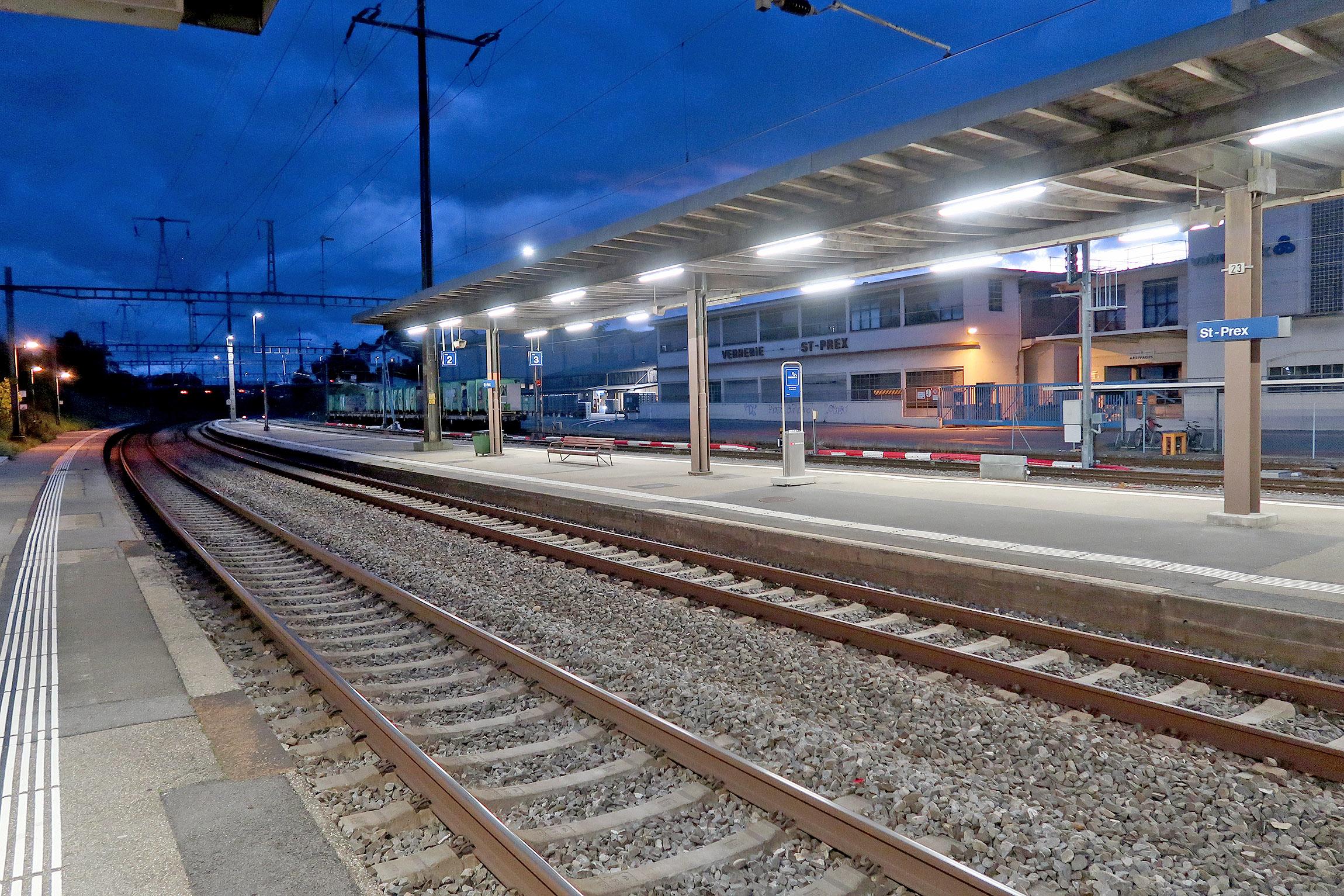 Vers un visage neuf pour la gare de Saint-Prex