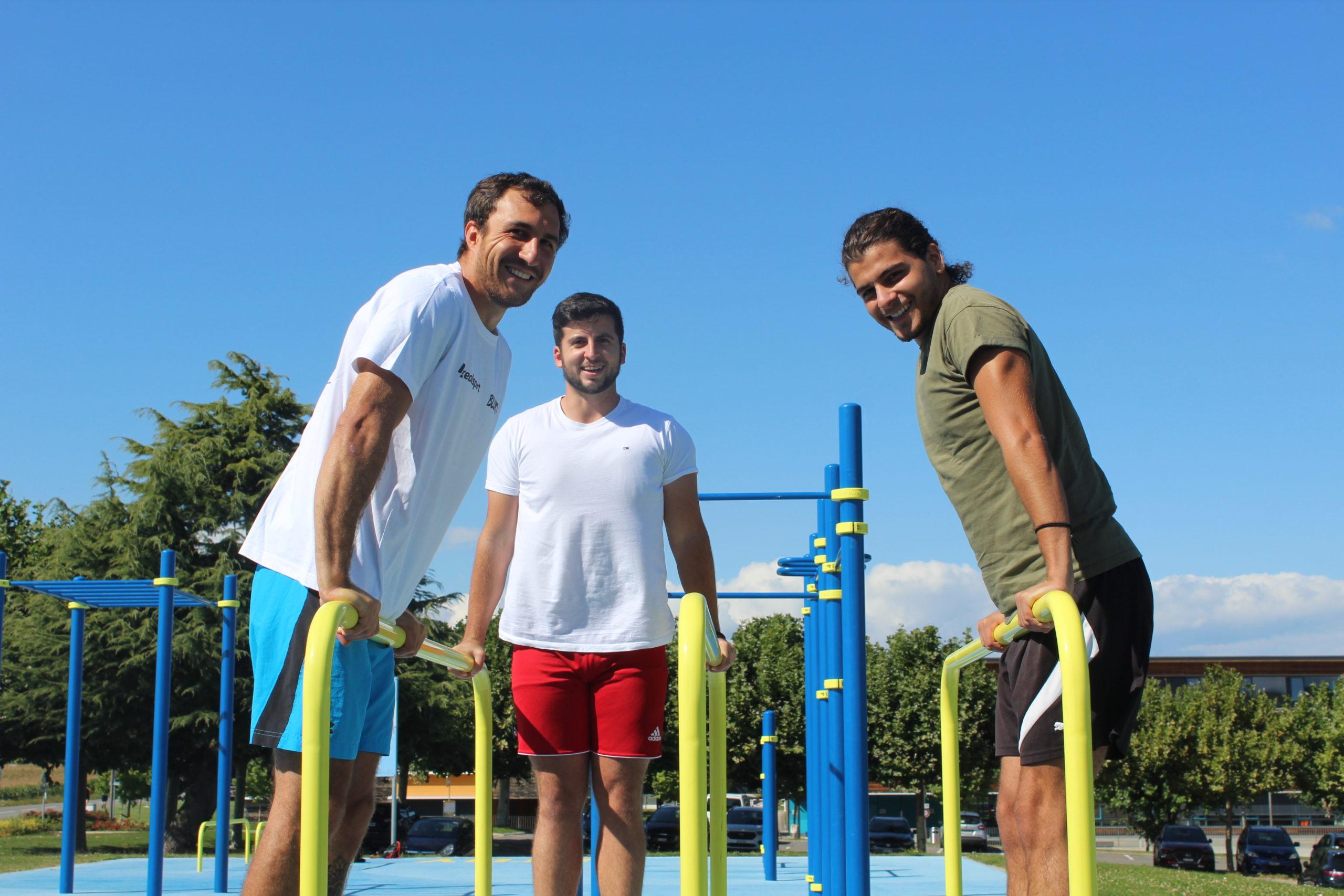 Lonay: future capitale suisse du street workout?
