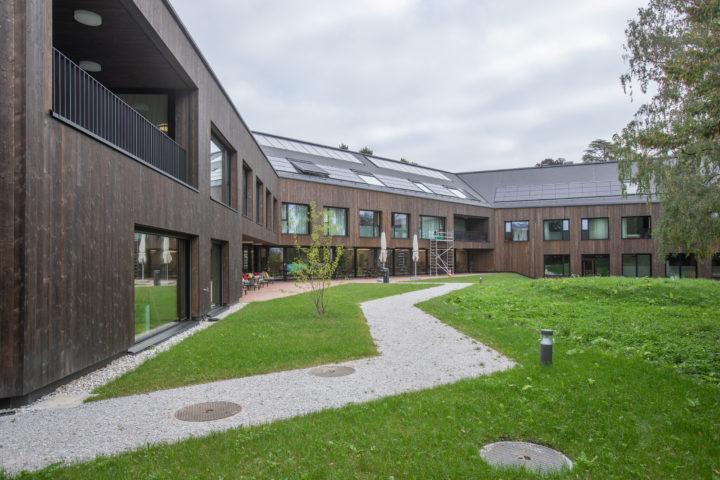 Trois nouveaux bâtiments pour Perceval