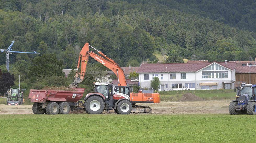 Plus aucun grain de sable pour les gravières du Pied du Jura