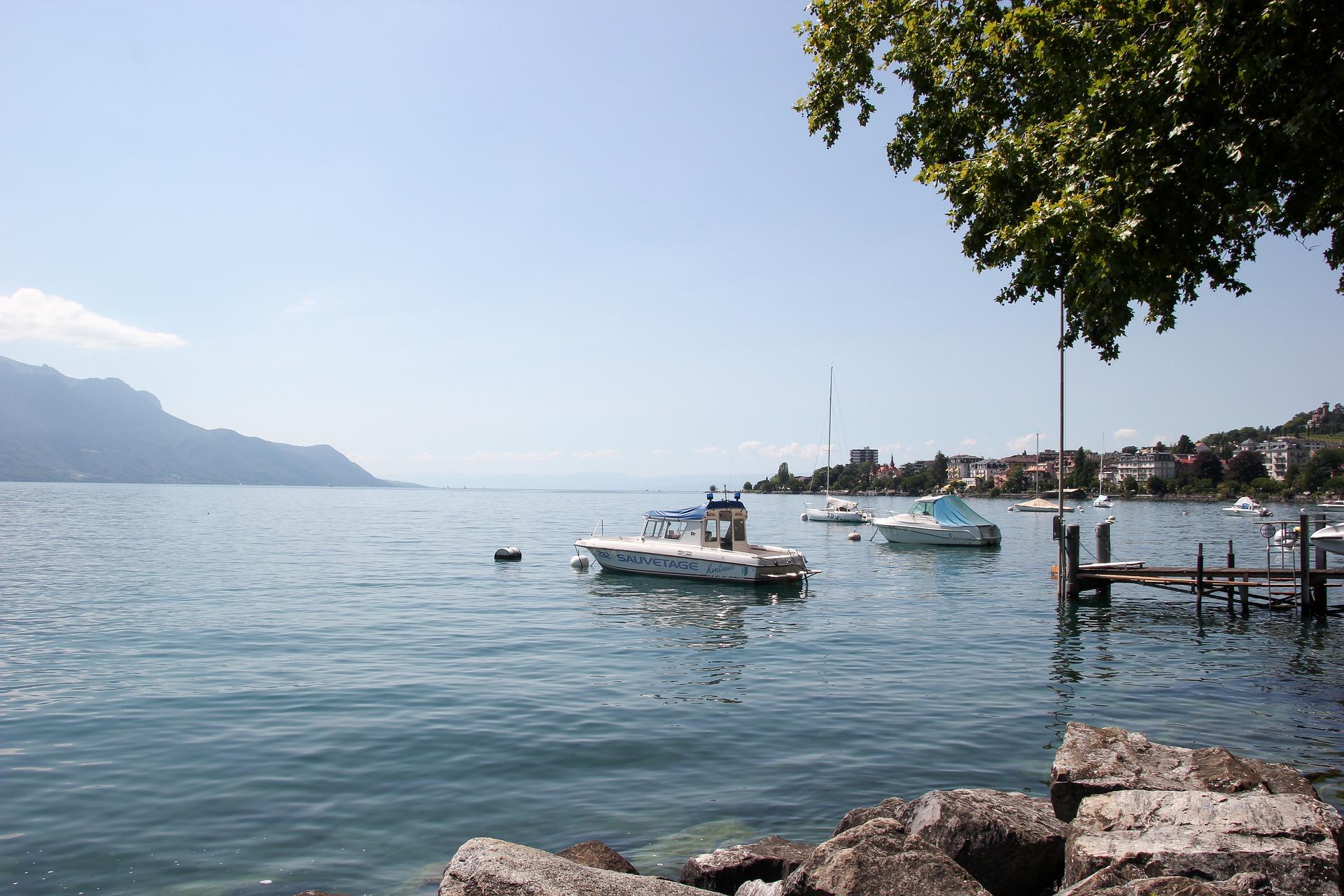 L'oxygénation du lac Léman étudiée par des chercheurs de l'EPFL