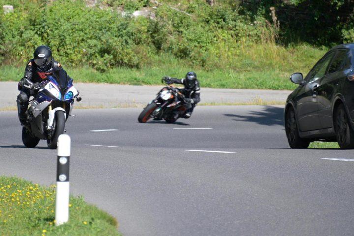 La Vallée monte les tours face à l'afflux des motards