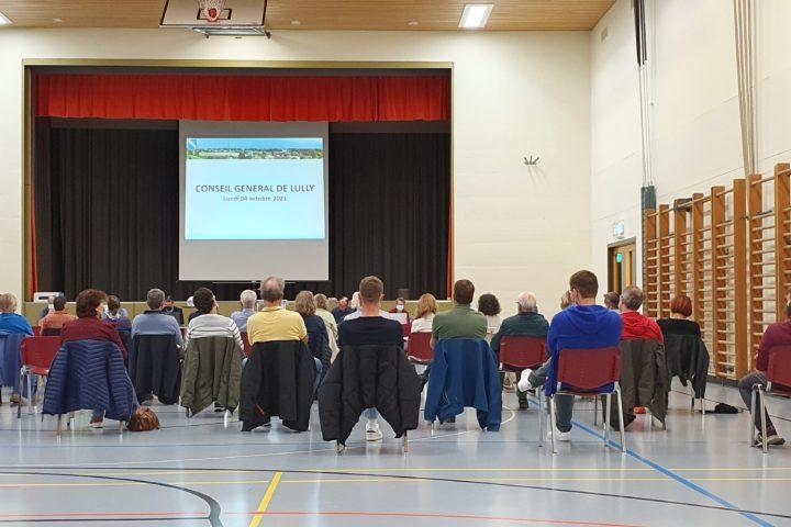 Echos du Conseil de Lully: Tapis rouge pour la voie verte
