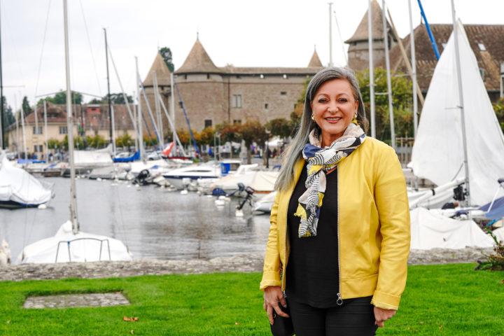 Nuria Gorrite d'attaque pour le Conseil d'État