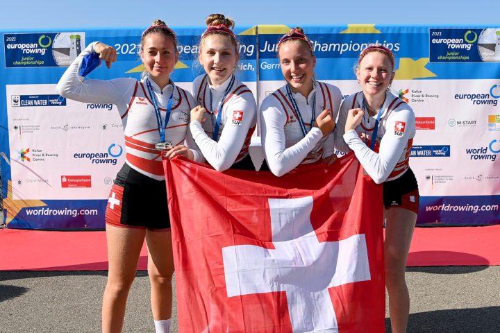 Nouvelle médaille européenne pour Thalia Ahumada