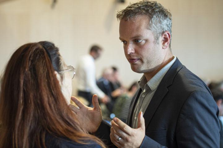 Le député vert Raphaël Mahaim pas candidat à la candidature
